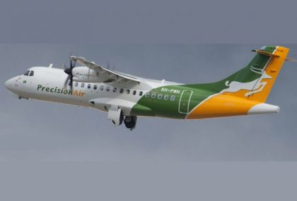 Precision Air beefs up routes in the summer and fall