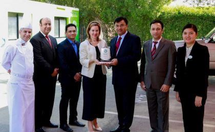 Ramada Ajman fortifies its sustainability initiatives