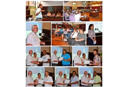 Seychelles Tourism commission agents learn more on customer care services