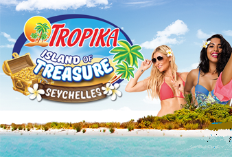It's almost show time for Tropika Island Seychelles