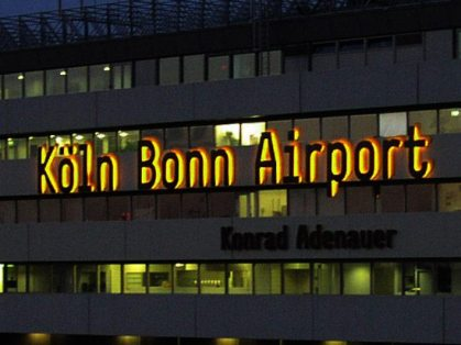 Cologne Bonn Airport connects to Košice