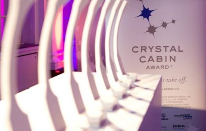 The Crystal Cabin Awards presented in Hamburg for the 11th time