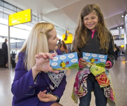 Heathrow identifies the languages children should learn for future success