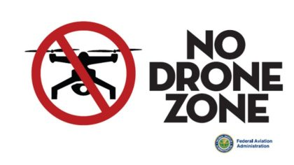 FAA restricts drone operations over certain military bases