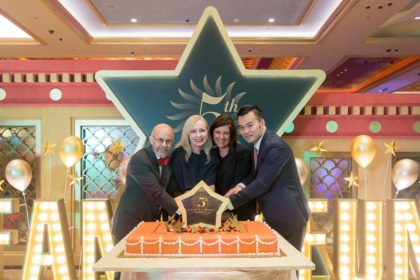Sands Cotai Central Celebrates 5th Anniversary With Exciting Launch Event