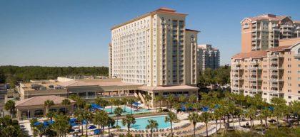 Myrtle Beach Marriott reveals massive guest room renovations