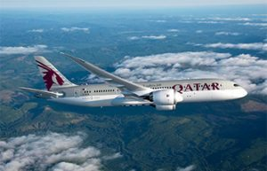 Doha – Bali: Three weekly non-stop on Qatar Airways