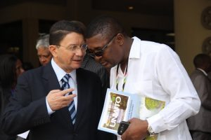 "Taleb Rifai: ""Mzembi already a winner"""