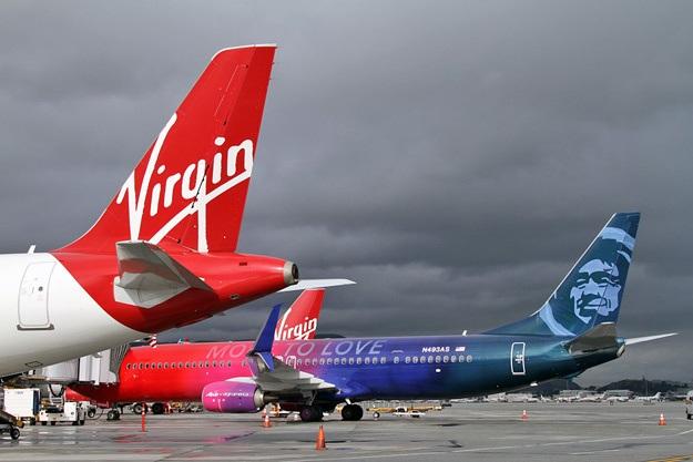 alaska airlines and virgin america announce new dallas love field rh etn travel