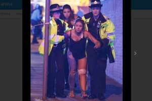 Explosions, fatalities and injuries at Manchester Arena concert