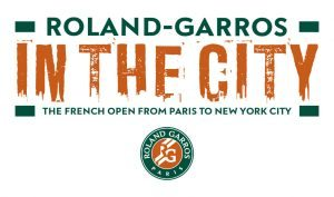 "New York City to transform into Paris for ""Roland-Garros in the City"""
