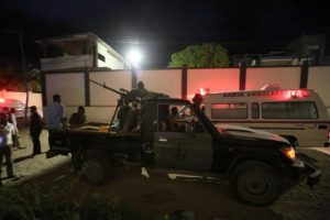 Suicide attack on Mogadishu hotel kills 9