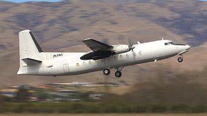 UN World Food Program plane crashes at Garbaharey Airport in Somalia