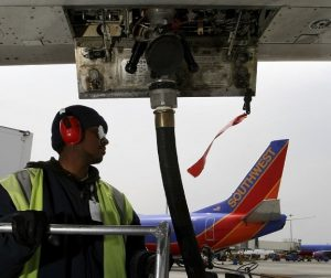 EIA: As US airlines carry more passengers, jet fuel use remains below previous peak