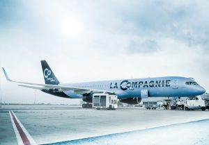 French boutique airline La Compagnie enters Interline Agreement with Hahn Air