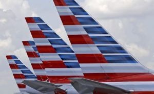 American Airlines Group reports record May traffic results