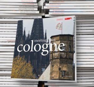 Meeting Point Cologne: Cologne Convention Bureau revamps media presentation