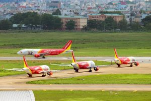 Hanoi to Seoul or Taipei: Increased frequency on Vietjet