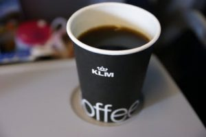 Coffee on a commercial airliner: Poop in the water or worse…