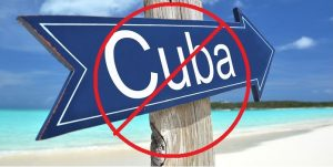 "WTTC: Trump statement to ""enforce the ban on tourism"" a retrograde step for Cubans"