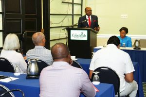 Jamaica Tourism Minister discusses pension plan for tourism workers