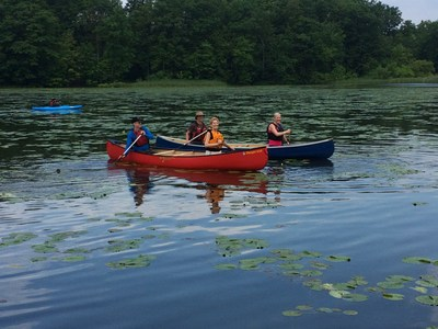 Canadian Parks and Wildlife Society Paddle: Hear is from Minister Catherine McKenna