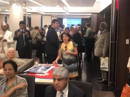 New York Tourism professionals love Nepal!