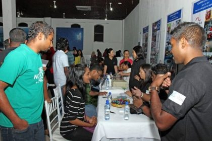 TTM tourism career fair attracts 2000 job seekers. TTM successfully concluded