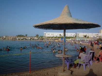 Two Ukrainian tourists dead, four wounded in Egypt's Red Sea resort attack