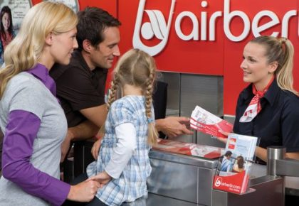 Airberlin: Allow more waiting time for US flights