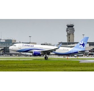 Interjet and Aéroports de Montréal celebrate new service between Montréal and Mexico