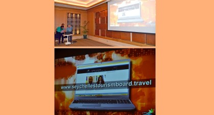 Seychelles Tourism Board unveils new corporate website