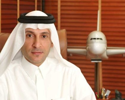 Qatar Airways CEO apologizes for his remarks about cabin crew on US carriers