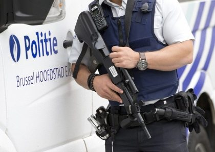High terrorist threat level: Belgian police to carry loaded guns during National Day celebrations