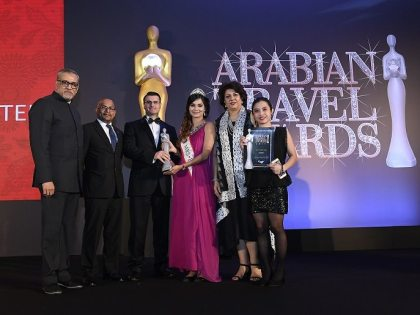 Millennium Airport Hotel Dubai wins 'Best Airport Hotel' at Arabian Travel Award 2017
