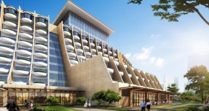 Hilton Hotels & Resorts expands landmark hotel in southern China