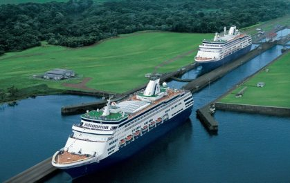 Holland America Line offers more ways to experience Panama Canal in 2017-18