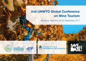 Argentina's Mendoza to host 2nd UNWTO Global Conference on Wine Tourism