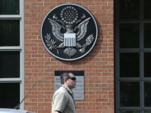 US embassy in Russia stops issuing tourist, business and student visas
