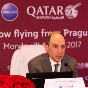 New Chairman of IATA's Board of Governors: Qatar Airways Chief Akbar Al Baker