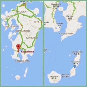 Discovering Kagoshima again and again