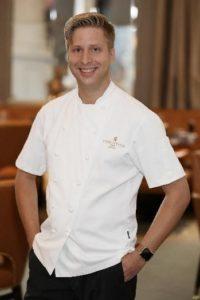 Corinthia Hotel London's Northall Restaurant announces new Executive Head Chef Ewan Simpson