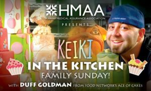 "Food Network Star ""Ace of Cakes"" added to Hawaii Food & Wine Festival lineup"