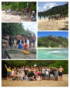 The perfect 'castaway' paradise for brand new comedy series