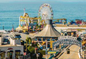 Santa Monica Pier: Popular tourist destination evacuated after bomb threat