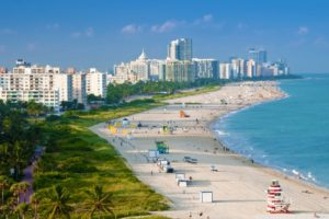 Miami Beach invites vacationers back to the beach