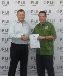 Bringing small Island States closer together: Fiji- Solomon Islands and Fiji Airways