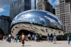 The Windy City welcomes tourists from India