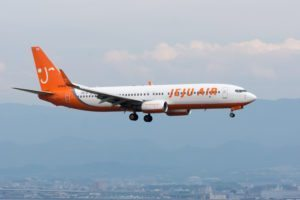 Jeju Air's aircraft now trackable while in flight