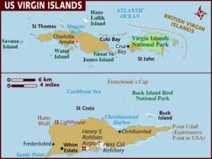 U.S. Virgin Islands: Official Hurricane Maria Update